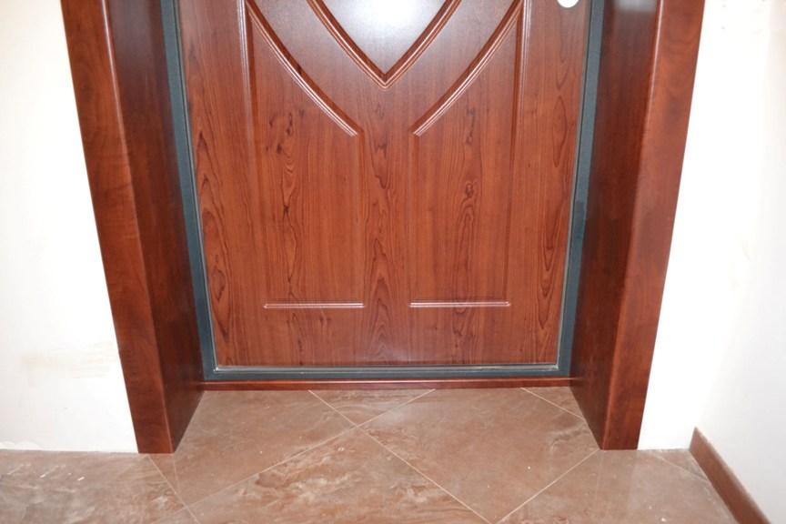 Отделка проемов входных дверей своими руками