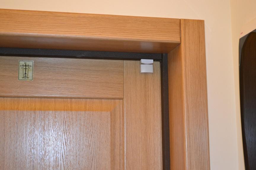 Установка доборов и наличников на двери67