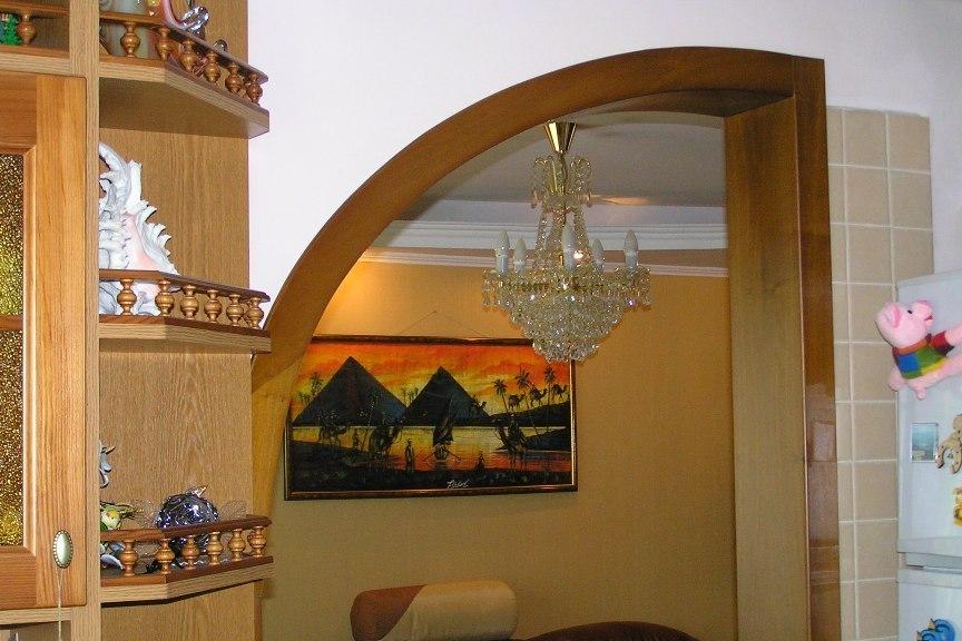 Декор для межкомнатной арки