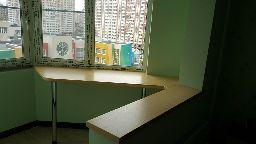 Отделка оконно-балконного проема