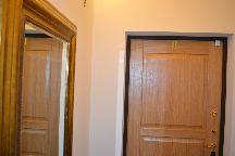 Откосы на входную металлическую дверь