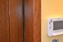 Откосы для входной двери