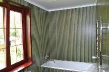 Откосы для окон, стеновые панели, подвесной потолок
