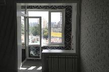 Портал для балконного проема